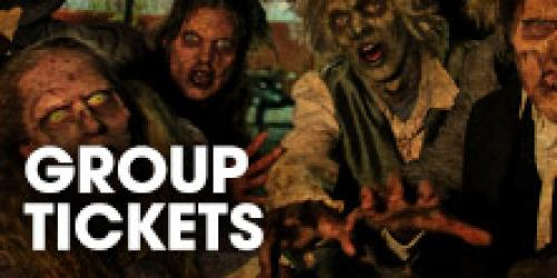 Fright Fest group tickets graphic