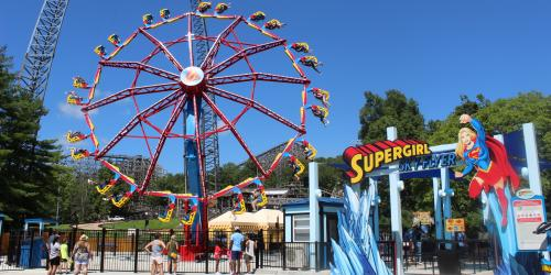 SUPERGIRL Sky Flyer