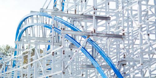 Twisted Cyclone Opens, The Reviews Are In + POV