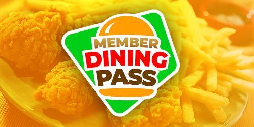 Member Dining Pass
