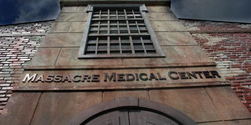 Massacre Medical Center facade