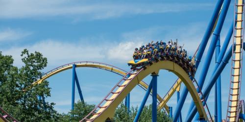 Nitro coaster