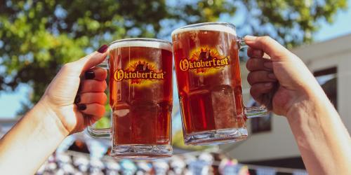 Beers cheers-ing