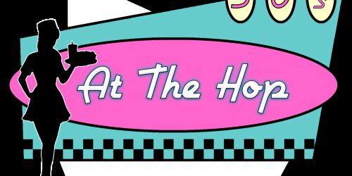 At The Hop logo