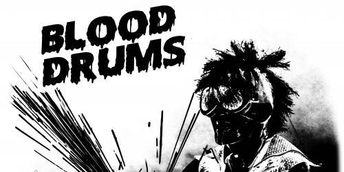 Blood Drums logo