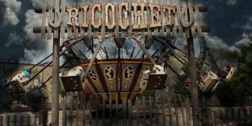 Creepy Ricochet sign