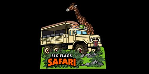 Membership pin for safari