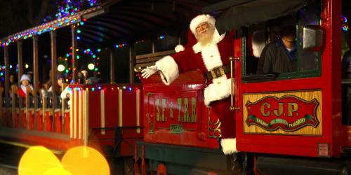 Santa Express Experience