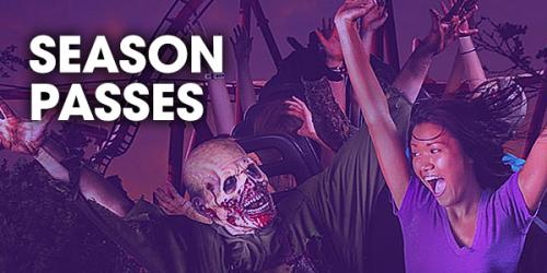 Fright Fest Season Passes