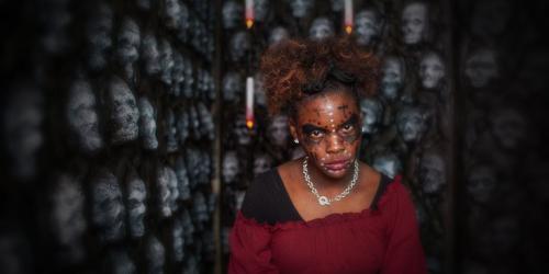 Visit the Voodoo Queen