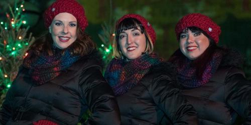 Hotsy Totsy Singing Group