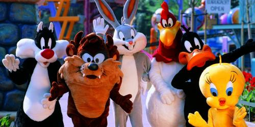 Looney Tunes Waving
