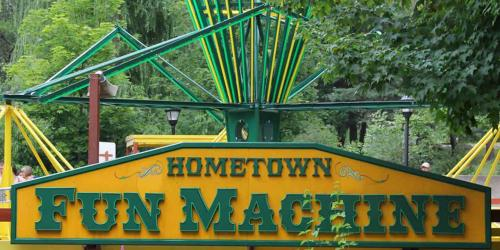 Hometown Fun Machine