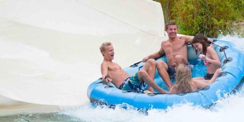 The Big Kahuna Raft Ride