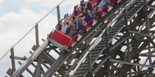 Monstre coaster