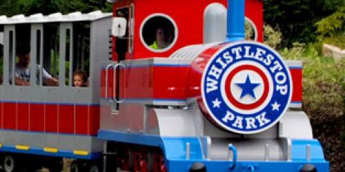 Whistlestop Train