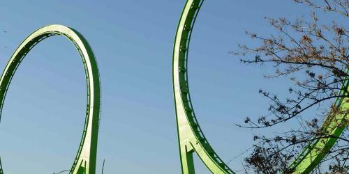 Double Loops of Shock Wave