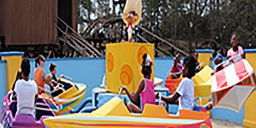 Speedy Gonzales Speed Boats