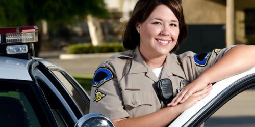Safety Patroller on Safety Patrol Day