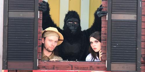 Cast of Gone Bananas