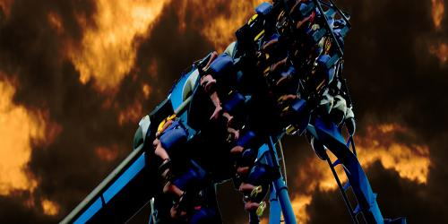 Spooky BATMAN The Ride