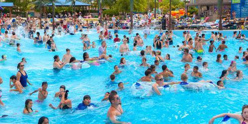 Tsunami Bay Wave Pool