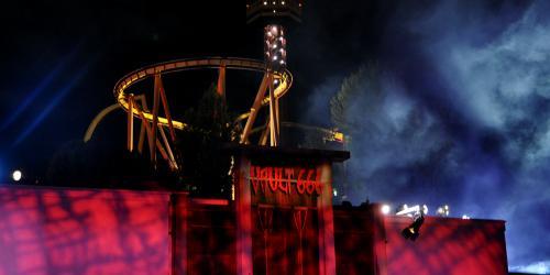 Vault 666 Fright Fest maze