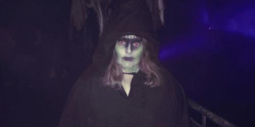 Voodoo Swamp lady