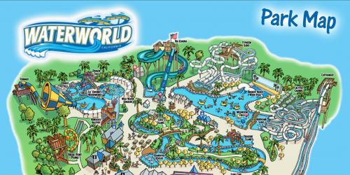 waterworld concord six flags discovery kingdom
