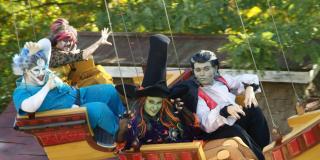 Ghouls take on Pirates Flight