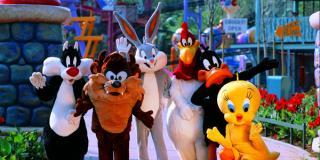 <em>Looney Tunes</em> characters