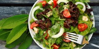 Healthy Options - Salad