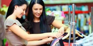 Shopping - Apparel