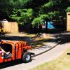 Wild Wheelz at Six Flags New England