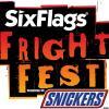 Six Flags Fright Fest Logo
