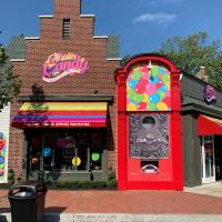 coaster candy store front