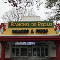 The front of Rancho de Pollo