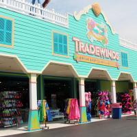 Exterior of Tradewinds