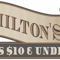 Hamiltons Gifts $10 Under logo