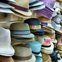 Hat Assortment at Glad Hatter
