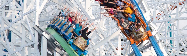 1-Six Flags Magic Mountain Amerika Birleşik Devletleri ile ilgili görsel sonucu