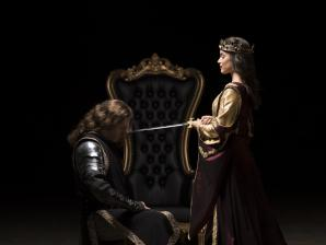 Princess and a knight