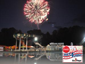 Coca-Cola 4th Fest Fireworks