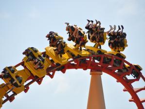 A President's Day coaster ride
