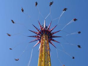 SkyScreamer at Six Flags Over Georgia