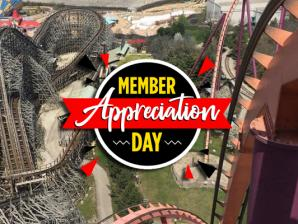 Raging Bull and Viper with Member Appreciation Logo