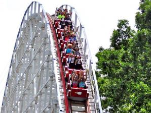 Openiong Day ride on Screamin' Eagle