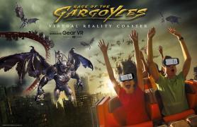 Rage of the Gargoyles VR Coaster