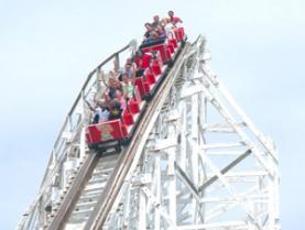 Wild One coaster