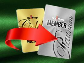 Sign up for a Gold Plus Membership now and receive a FREE lifetime upgrade to Platinum with free soft drinks every visit!